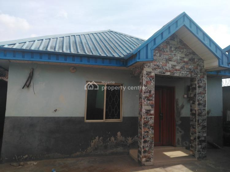 Bungalow Consist of Two Numbers of Two Bedroom Flat, Igando, Ikotun, Lagos, Block of Flats for Sale