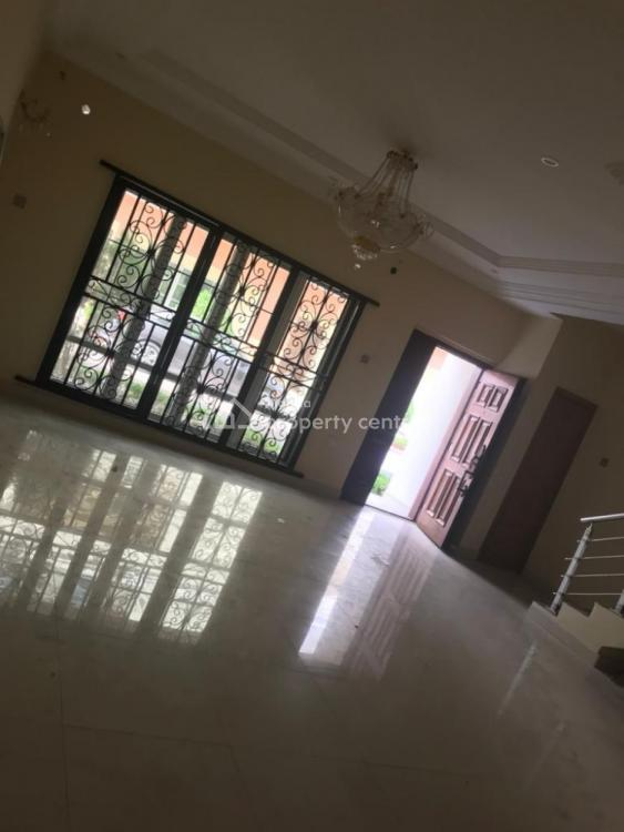 Very Clean and Superb 4 Bedroom Terraced Duplex and a Bq, Chevron Drive, Lekki, Lagos, Terraced Duplex for Rent