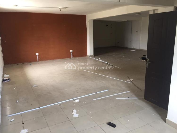 Well Maintained Open Plan Office Space Measuring 90sqm, Victoria Island (vi), Lagos, Office Space for Rent