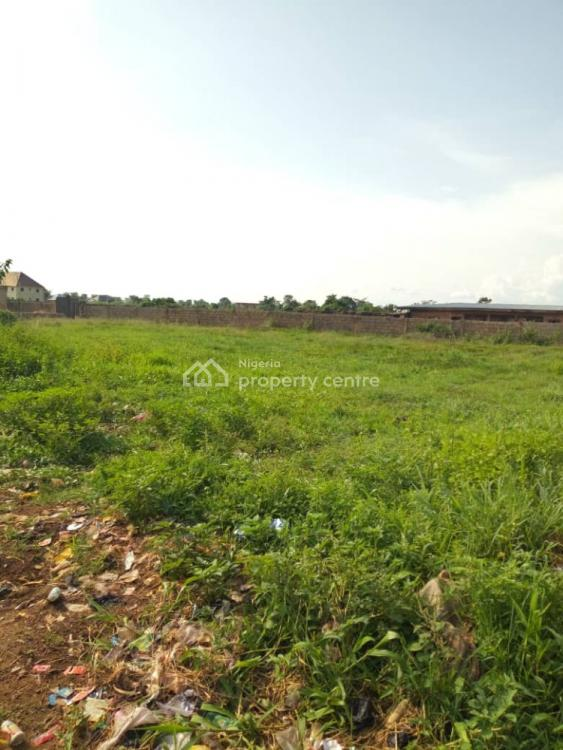 2 Plots of Land Available in a Serene Environment, Emene, Enugu, Enugu, Mixed-use Land for Sale