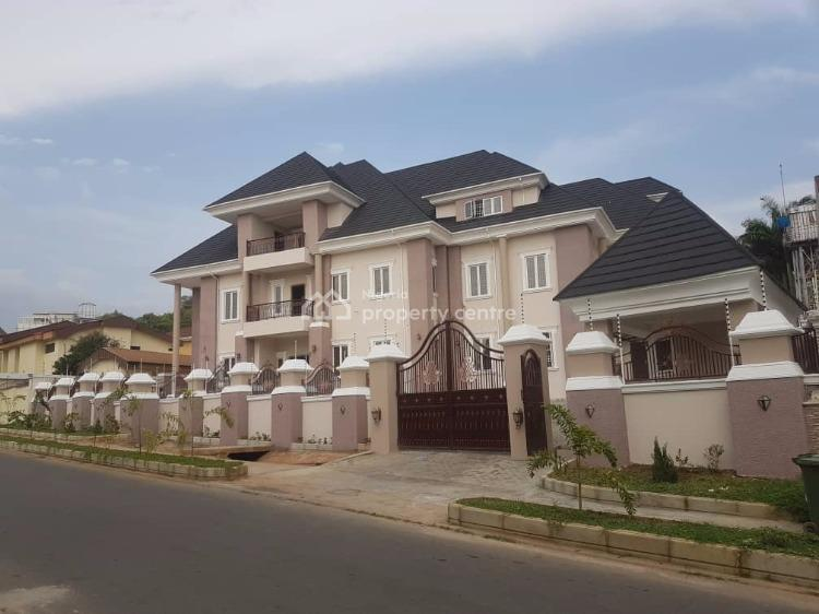 Super Luxury 8 Bedrooms House with State-of-the-art Modern Facilities, Ministers Hill, Maitama District, Abuja, Detached Duplex for Sale