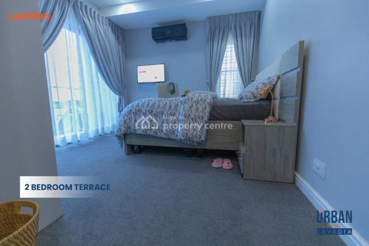 Exquisitely Smart Duplex with Top Notched Facilities, Urban Prime Two, Behind Abraham Adesanya Estate, Ogombo, Ajah, Lagos, Terraced Duplex for Sale