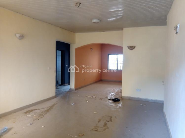 Upper Floor, 2 Bedroom Flat, Gbazango Train Station, Kubwa, Abuja, Flat for Rent