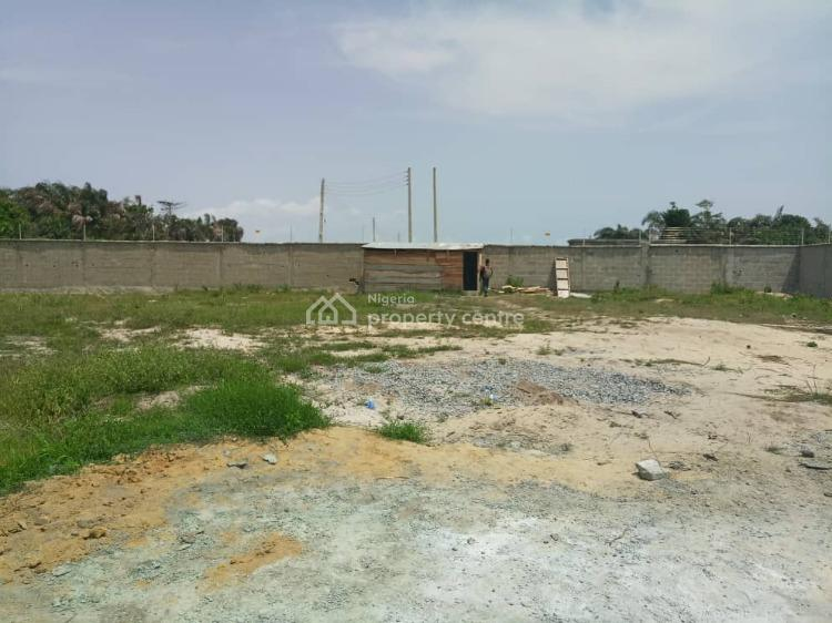 Well Developed Land with C of O., Close to Shoprite, Sangotedo, Lekki, Lagos, Residential Land for Sale