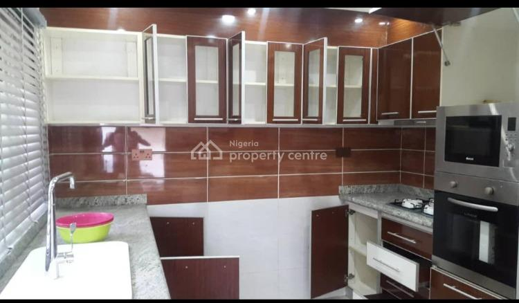 a Luxurious 3 Bedroom in a Block of Flats with Detached One Bedroom Bq, Fatima Estate,  Dar En Salam, Aminu Kano Crescent, Wuse 2, Abuja, Flat for Sale