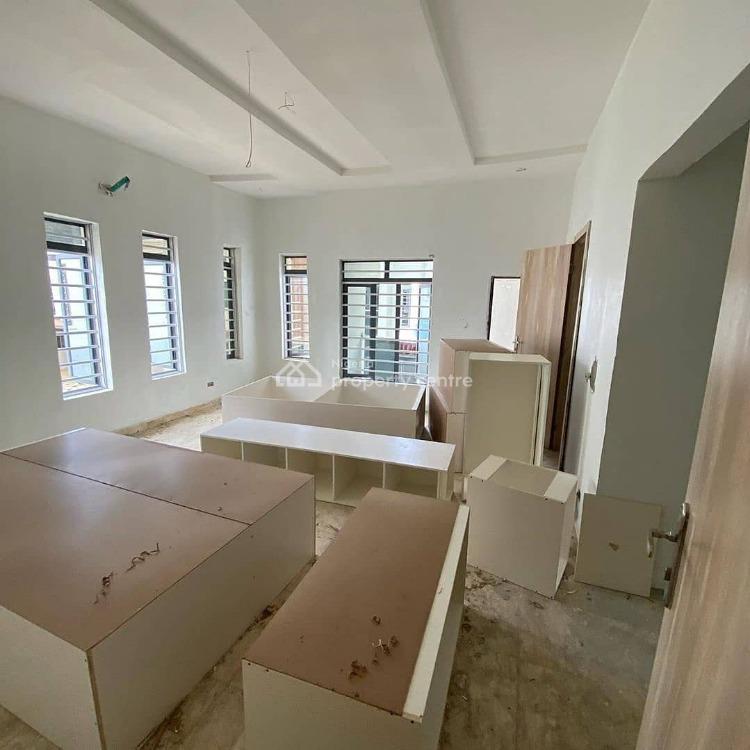 Luxury 4 Bedroom Duplex, Chevron Toll Gate, Lekki Expressway, Lekki, Lagos, Terraced Duplex for Sale