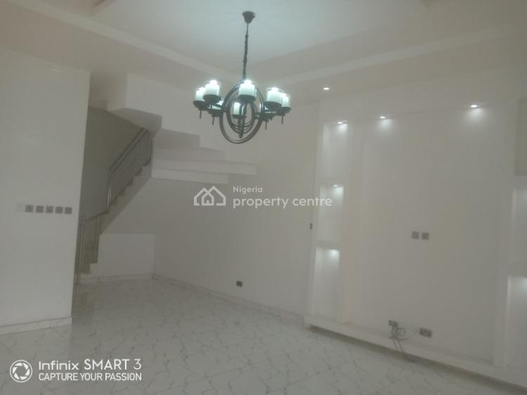4 Bedroom Semi-detached Duplex with Bq, Lekki Phase 2, Lekki, Lagos, Semi-detached Duplex for Rent