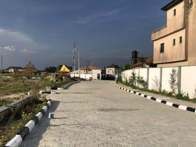 Serviced  Plot of Land ( 400 Sqm), Badore, Ajah, Lagos, Residential Land for Sale