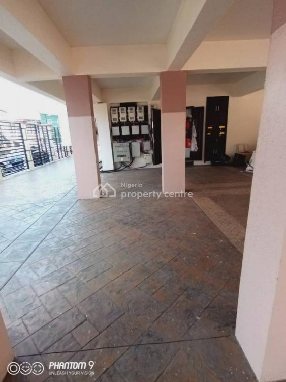 Brand New and Modernized 3 Bedroom Flat with All Rooms Ensuite, Adekunle, Yaba, Lagos, Flat for Rent