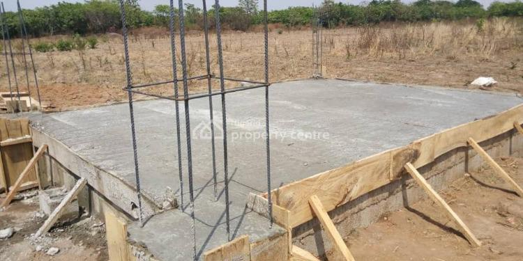 Residential Plot of Land, By The Railway Terminal, Idu Industrial, Abuja, Land for Sale