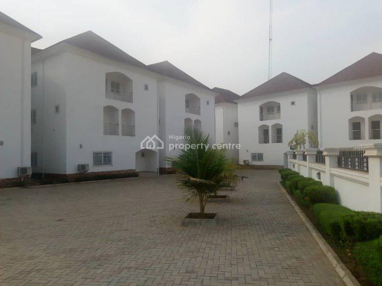 Estate with 1 Main 4 Bedroom, 6 Nos 5 Bedroom Duplexes, Bqs, Poos Etc, Off Ty Danjuma Street, Asokoro District, Abuja, Terraced Duplex for Sale