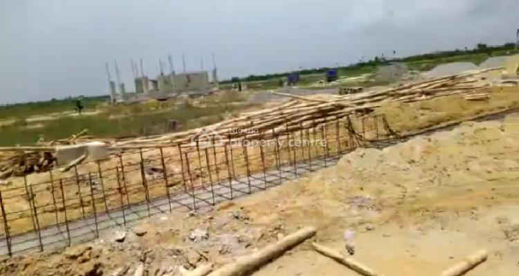 Carinbean Classic Fenced Estate in Serene Location, Laview Estate, Sangotedo, Ajah, Lagos, Mixed-use Land for Sale