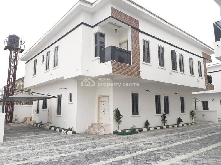 Well Built Semi Detached Duplex, Southern View Estate, Beside Chevron Head Office, Idado, Lekki, Lagos, Semi-detached Duplex for Sale