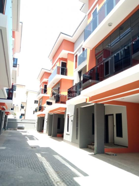 Brand New Executive 4 Bedroom Terraced Duplex, Oniru, Victoria Island (vi), Lagos, Terraced Duplex for Sale