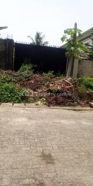 Land Fenced Round, at Lekki Ajah Addo Badore (sea Side Estate), Lekki Phase 1, Lekki, Lagos, Residential Land for Sale
