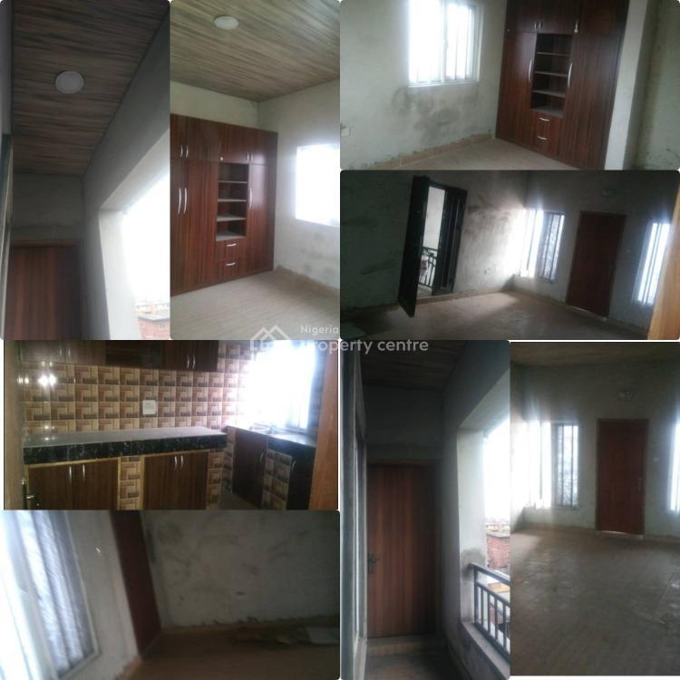 Newly Built 3bedroom Flat at Ketu, Fadiya Street, Off Demurin Road Ketu, Alapere, Ketu, Lagos, House for Rent