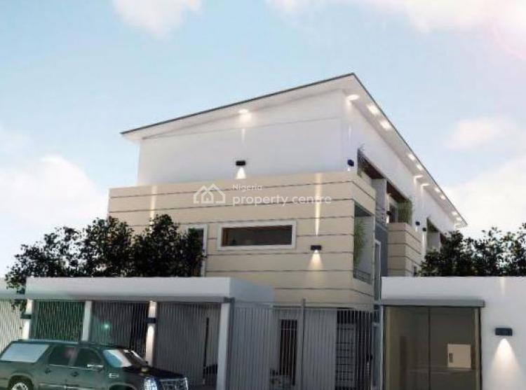 Brand New 4-bedroom Terrace with Bq, Opebi, Ikeja, Lagos, Terraced Duplex for Sale