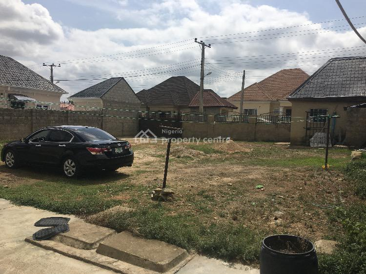 600sqm Land with 2 Bedroom Bq, Aderibigbe Debo, Light Gold Estate, Trademore, Lugbe District, Abuja, Residential Land for Sale