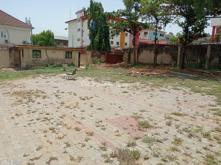 Land, Area 11, Garki, Abuja, Commercial Land for Sale