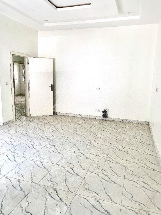 Luxury 4bedrooms +1bq Semi Detached Terrace, Orchid Road, Chevron, Lekki, Lagos, Terraced Duplex for Sale