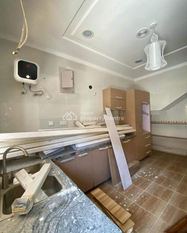 New 4 Bedroom Semi Detached Duplex, By 2nd Toll Gate, Ikota, Lekki, Lagos, Semi-detached Duplex for Sale