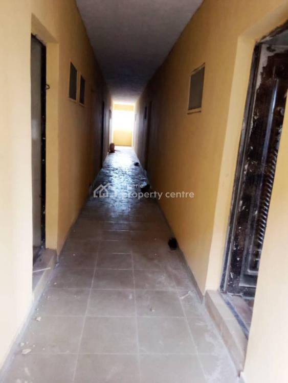 Newly Built 1bedrm Apartment with Kitchen Toilet and Bathroom, Off Oyewole Street, Near Shyllon Street, Ilupeju, Palmgrove, Lagos, Palmgrove, Ilupeju, Lagos, Mini Flat for Rent