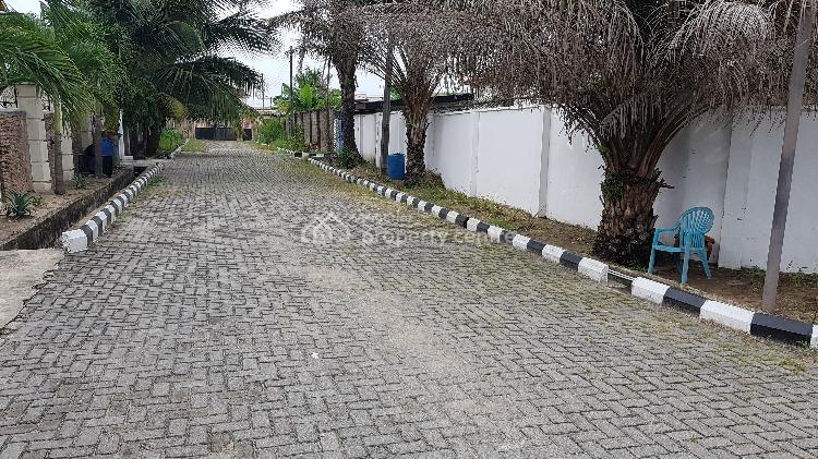 Most Affordable 3 Bedrooms Terraced Duplex with Attached Bq, Marshy Hill Estate Road, Oke Ira, Ajah, Lagos, Terraced Duplex for Sale