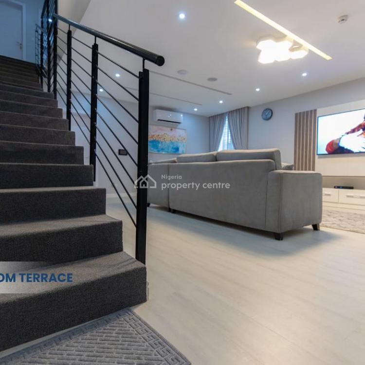 Luxury 2bedrooms and 3bedrooms and Lots, Abraham Adesanya,lekki-ajah, Lekki Phase 1, Lekki, Lagos, Terraced Duplex for Sale