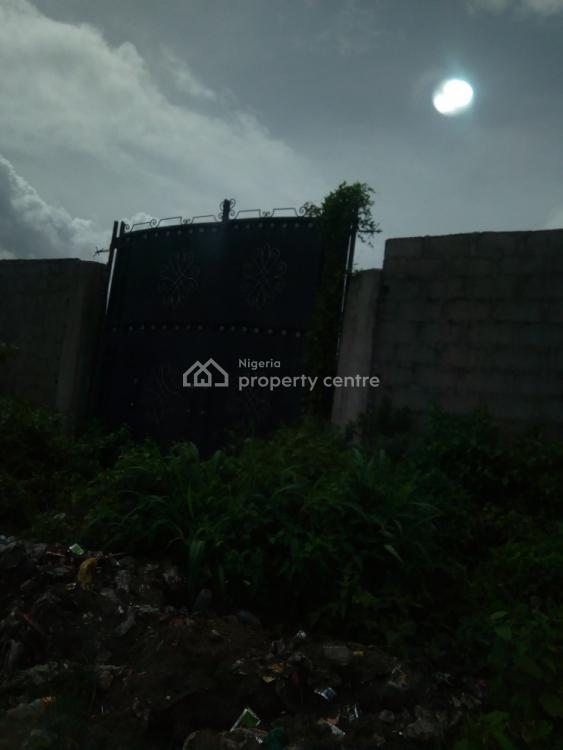Fully Fenced and Gated 6 Plots (1 Acre), Abijo G. R. a, Lekki Expressway, Lekki, Lagos, Mixed-use Land for Sale