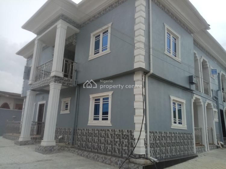 Executive Two Bedroom Apartment, Igando Lagos, Akesan, Alimosho, Lagos, Flat for Rent