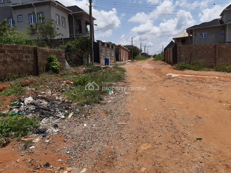 Full Plot of Land Fence Gates in a Very Secure and Cool Estate, Peace Estate, Baruwa, Ipaja, Lagos, Mixed-use Land for Sale