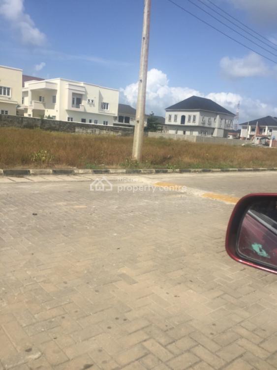 Dry Land 900 Sqm, Fountain Springs Ville Behind Shoprite, Sangotedo, Ajah, Lagos, Residential Land for Sale
