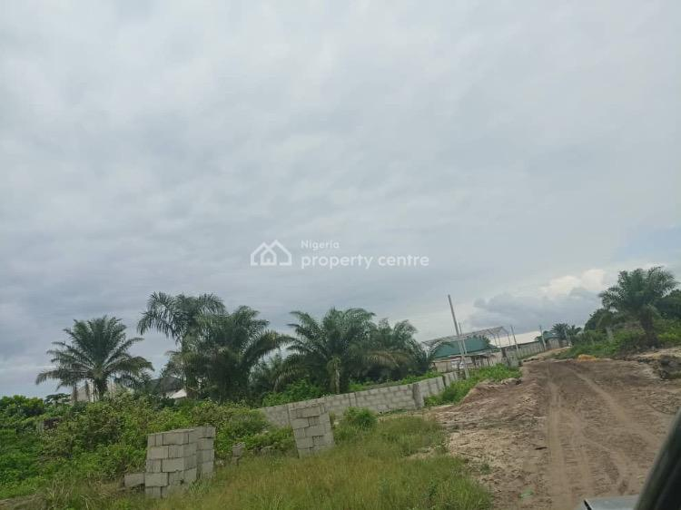 Plot of Land, Kaiyetoro, Behind Amen Estate, Eleko, Ibeju Lekki, Lagos, Residential Land for Sale