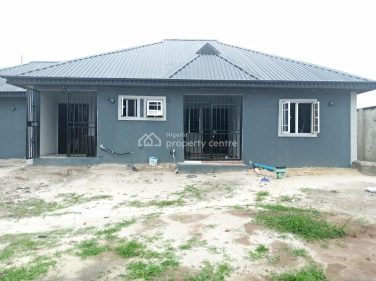Newly Built 2 Bedroom Apartment in a Secured Area, Ogombo, Ajah, Lagos, Flat for Rent