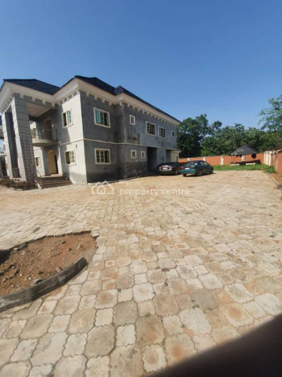 Affordable Selfcontained in a Block of Flats, Cadastral Layout Off High Court Road, Life Camp, Gwarinpa, Abuja, Self Contained (single Rooms) for Rent