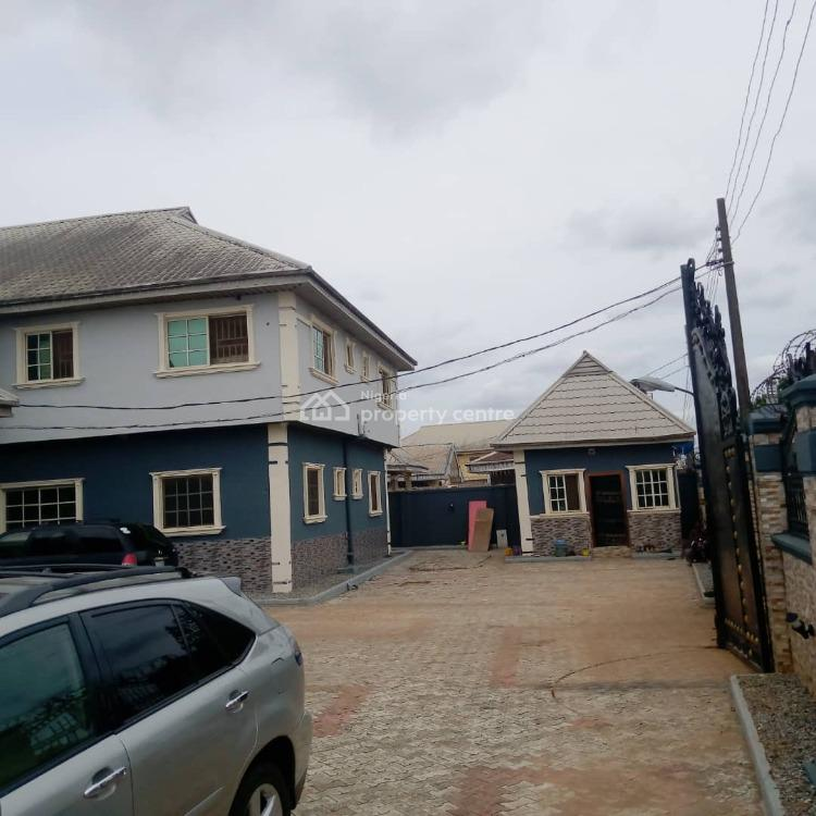 Well Structured 4flats of 3bedrooms & 4bedrooms Bungalow on a 100x100, Off Country Home Gra., Benin, Oredo, Edo, Block of Flats for Sale