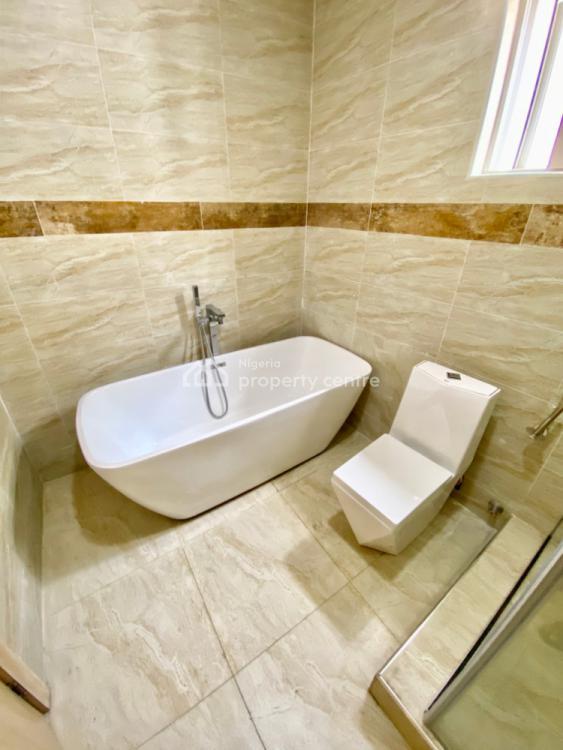 Exquisite 4 Bedroom Semi Detached Duplex Within a Serviced Estate, Chevron, Lekki, Lagos, Semi-detached Duplex for Sale