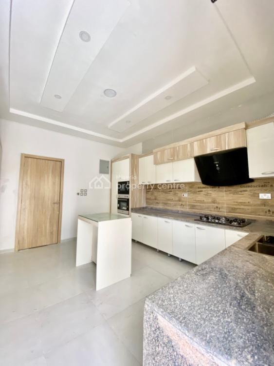 Fully Serviced 4 Bedroom Semidetached Duplex, Osapa, Lekki, Lagos, Semi-detached Duplex for Sale