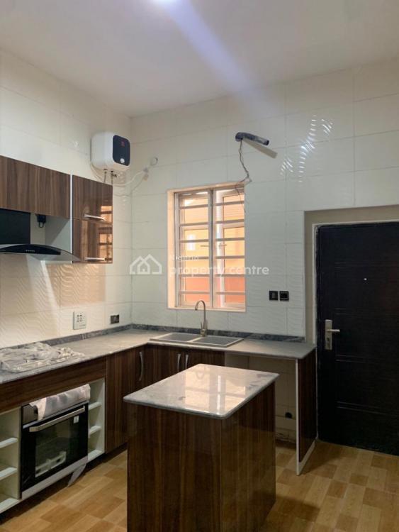Four Bedroom Terrace Duplex, Chevron, Lekki, Lagos, Terraced Duplex for Rent