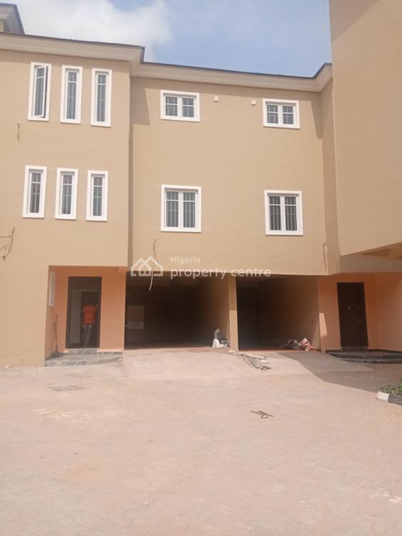 Newly Built Terrace Duplex, Brooks Estate, Gra, Magodo, Lagos, Terraced Duplex for Sale