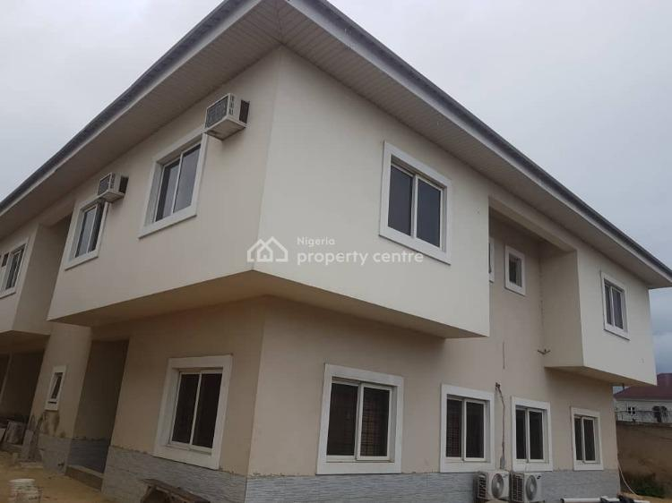 Newly Built Luxury 3 Bedroom Fully Finished and Fully Serviced Duplex, Ologolo Lekki Axis., Ologolo, Lekki, Lagos, Detached Duplex for Rent