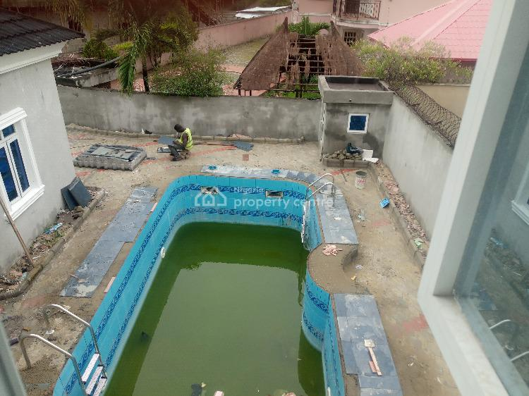 5 Bedroom Fully Detached Duplex with Two Bq and Swimming Pool, Vgc, Lekki, Lagos, Detached Duplex for Sale