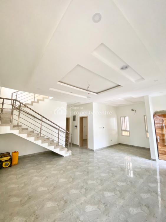 Solar Powered 4 Bedroom Fully Detached Duplex, Chevron, Lekki, Lagos, Detached Duplex for Sale