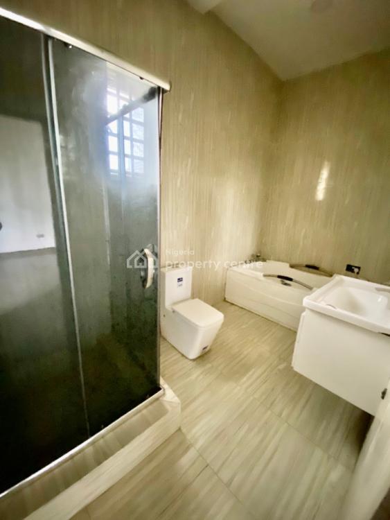 Budget-friendly 4 Bedroom Semidetached Duplex, Ado, Ajah, Lagos, Semi-detached Duplex for Sale