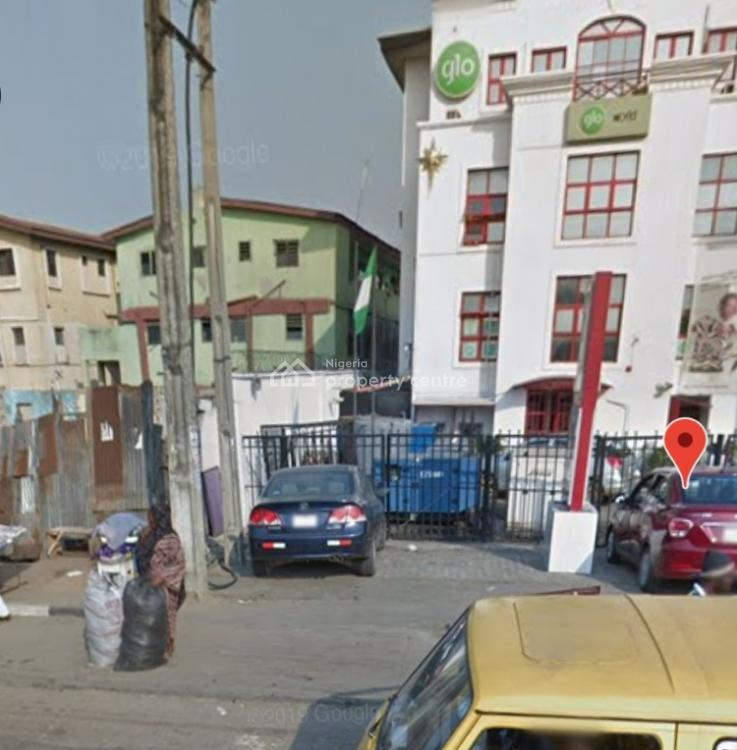 a Storey Building Along The Ever Busy Road., Ikorodu Road, Fadeyi Bus Stop., Fadeyi, Shomolu, Lagos, Commercial Land for Sale