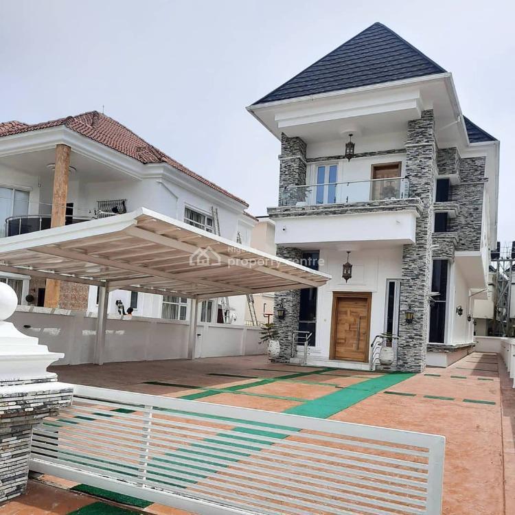 Luxury 5 Bedroom Duplex with a Bq, Ikota, Lekki, Lagos, Detached Duplex for Sale