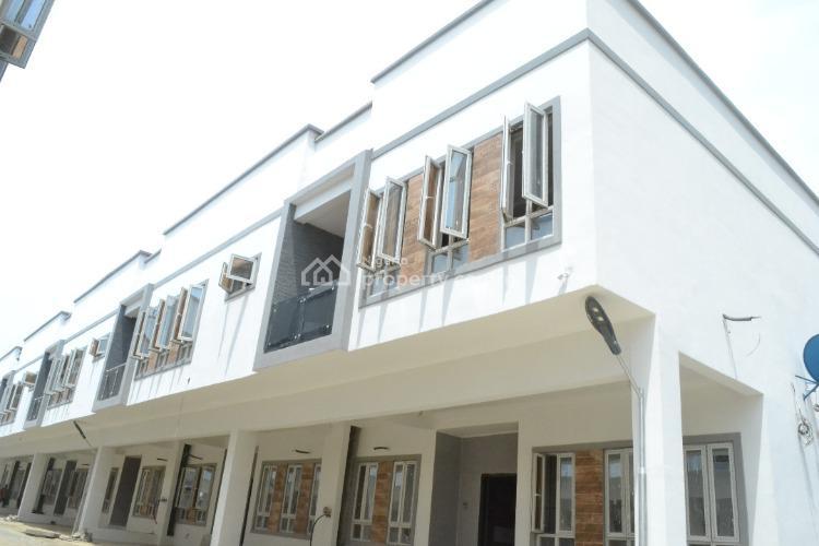Exquisite Finished 4 Bedroom Semi-detached Duplex with a Bq, Victoria Bay Estate 3, Lekki Phase 1, Lekki, Lagos, Semi-detached Duplex for Sale