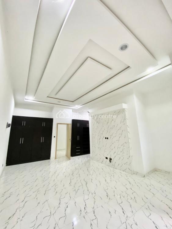4 Bedroom Semidetached Duplex Within a Gated Estate, Chevron, Lekki, Lagos, Semi-detached Duplex for Sale