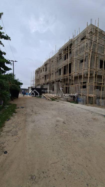 4 Bedroom Apartment, Omega Court, Salvation Road, Opebi, Ikeja, Lagos, Block of Flats for Sale