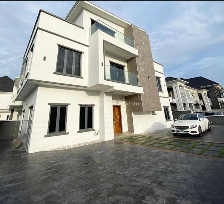 5 Bedroom Detached Duplex, Lekky County, Ikota, Lekki, Lagos, Detached Duplex for Sale